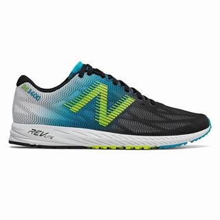 New Balance 1400v6 Mens Running Shoes Blue Black (ESZF1505)