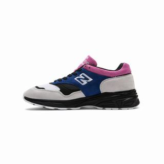 New Balance 1500.9 Made in UK Mens Casual Shoes Pink Blue Black (RMBF3000)