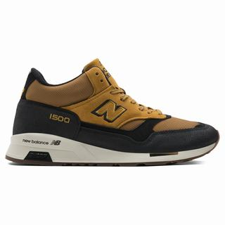 New Balance 1500 Made in UK Mens Casual Shoes Brown Black (TYUF1884)