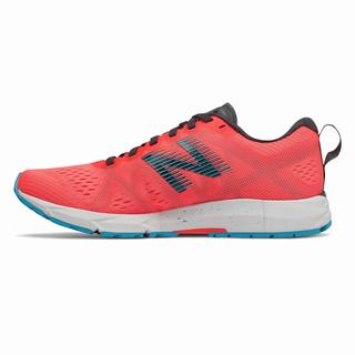 New Balance 1500v4 Womens Running Shoes Orange Black (ITVF4801)