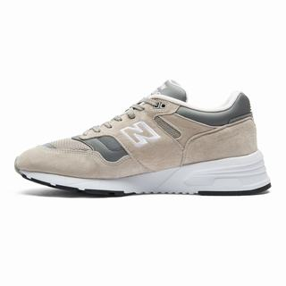 New Balance 1530 Made in UK Mens Casual Shoes Grey White (JHDE9662)
