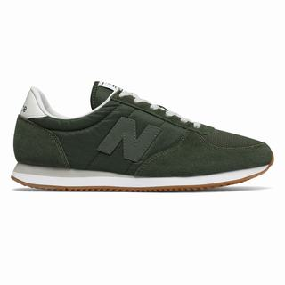 New Balance 220 70s Running Mens Casual Shoes Green (VKQZ8945)