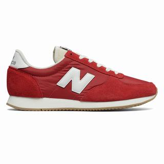New Balance 220 Womens Casual Shoes Red (HYJQ4123)