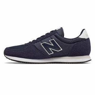 New Balance 220 Womens Casual Shoes Indigo White (XMKE8815)