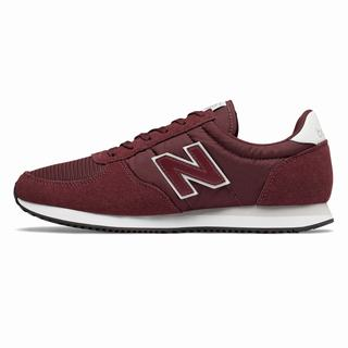 New Balance 220 Womens Casual Shoes Orange White (DAPM6311)