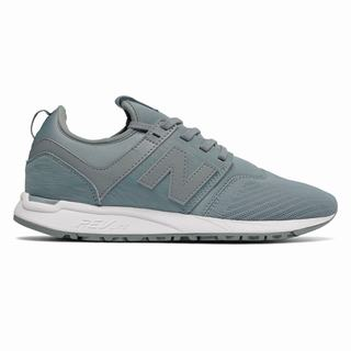 New Balance 247 Classic Womens Casual Shoes Llight Green White (NDCW8136)