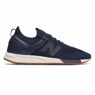 New Balance 247 Decon Mens Casual Shoes Navy (HGEQ2736)