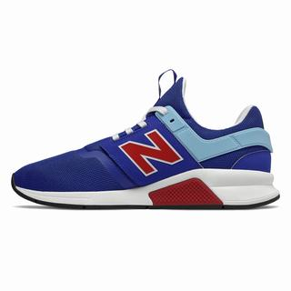 New Balance 247 Deconstructed Mens Casual Shoes Royal Red (KTRA6297)