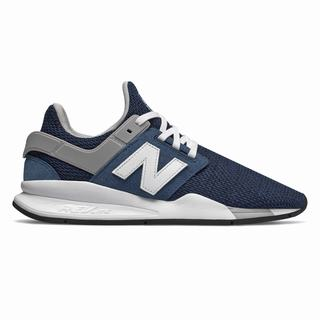 New Balance 247 Deconstructed Mens Casual Shoes Navy Grey (FVRB4387)
