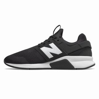 New Balance 247 Mens Casual Shoes Black White (AFMP2215)
