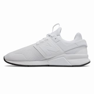New Balance 247 Mens Casual Shoes White (BKVS7318)