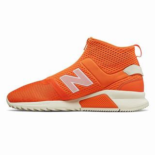 New Balance 247 Mid Mens Casual Shoes Orange Beige (RPEA6209)