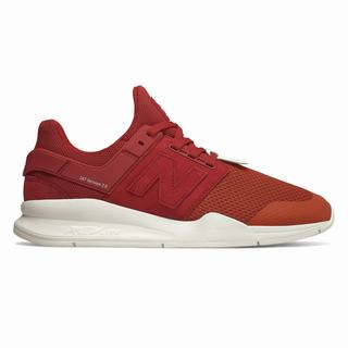 New Balance 247 Time Zone Mens Casual Shoes Red (RQIA4440)