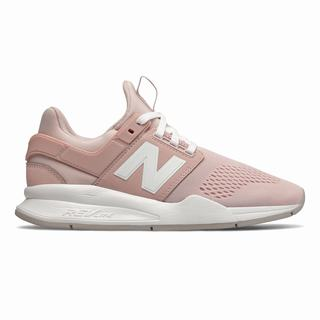 New Balance 247 Womens Casual Shoes Pink (KQXP7578)