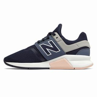 New Balance 247 Womens Casual Shoes Navy Indigo (MNJT9036)