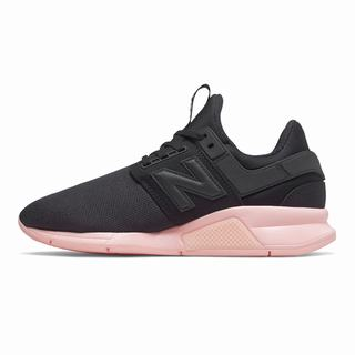 New Balance 247 Womens Casual Shoes Black Pink (VUSE7544)