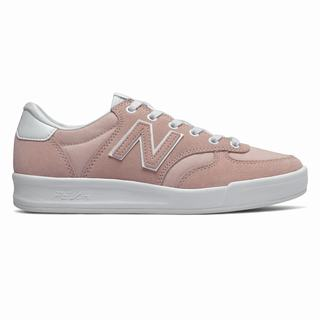 New Balance 300 Womens Casual Shoes Pink White (YNMX6070)