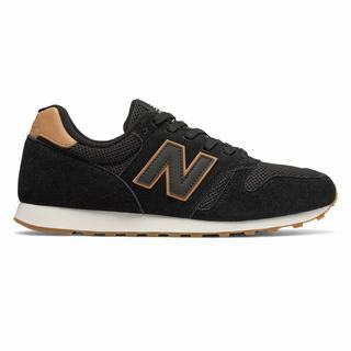 New Balance 373 Mens Casual Shoes Black Brown (AKYM1297)