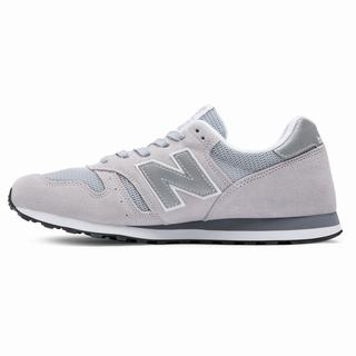 New Balance 373 Modern Classics Mens Casual Shoes Grey Silver (NXOM3861)
