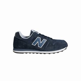 New Balance 373 Suede Mens Casual Shoes Blue (KJFG9077)