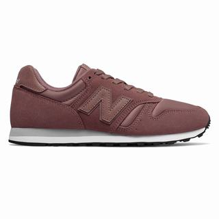 New Balance 373 Womens Casual Shoes Dark Pink Grey (UDPY1053)