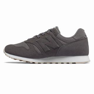 New Balance 373 Womens Casual Shoes Grey White (HKTC9342)