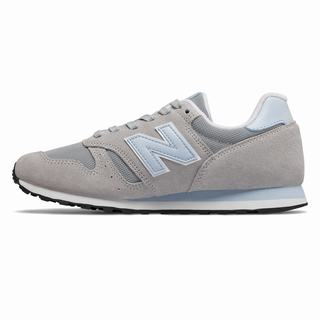 New Balance 373 Womens Casual Shoes Light Grey Platinum (RLSN8609)