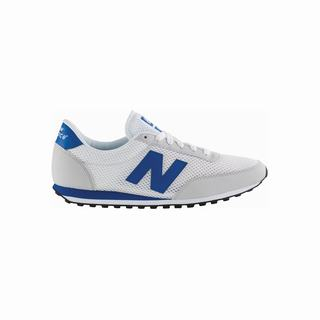 New Balance 410 Mesh Mens Casual Shoes White Blue (HJSU1655)
