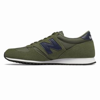 New Balance 420 Mens Casual Shoes Green (FBJX6548)