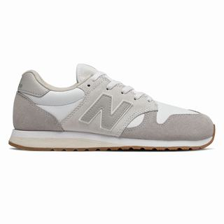 New Balance 520 70's Running Womens Casual Shoes Grey Silver Metal (NJUG5239)