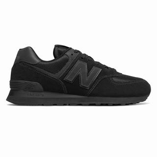 New Balance 574 Core Mens Casual Shoes Black (GCMJ2884)