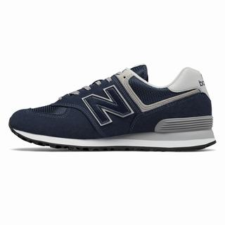 New Balance 574 Core Mens Casual Shoes Navy (SYXH9365)