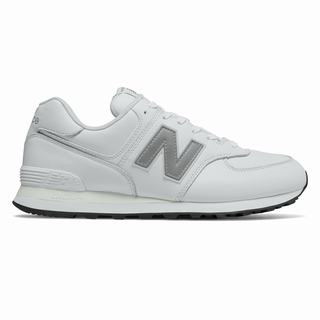 New Balance 574 Mens Casual Shoes White (FRUT3292)