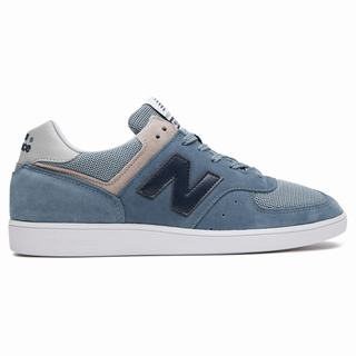 New Balance 576 Made in UK Mens Casual Shoes Blue Navy (PDVA1629)