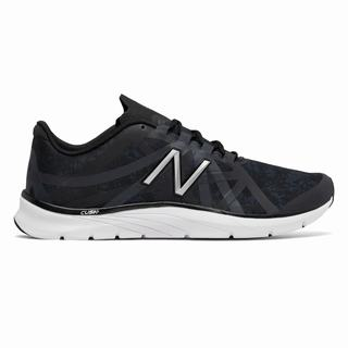 New Balance 811v2 Graphic Trainer Womens Training Shoes Black Blue (YDAR5319)