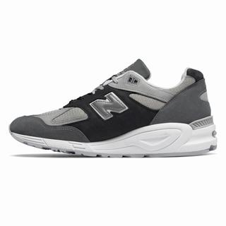 New Balance 990v2 Made in US Mens Casual Shoes Black (PCEB8171)