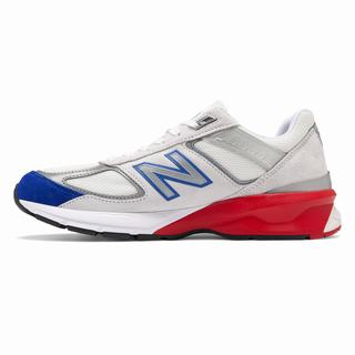 New Balance 990v5 Made in US Mens Casual Shoes Royal Red (BHRT2426)