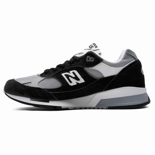 New Balance 991.5 Made in UK Mens Casual Shoes Black Grey White (CXJI8520)