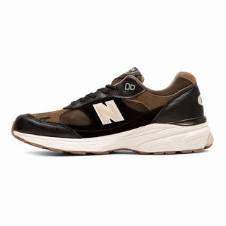 New Balance 991.9 Made in UK Mens Casual Shoes Black Olive (GJTB8049)