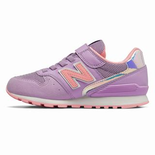 New Balance 996 Kids Casual Shoes Purple Pink (HWEO3699)