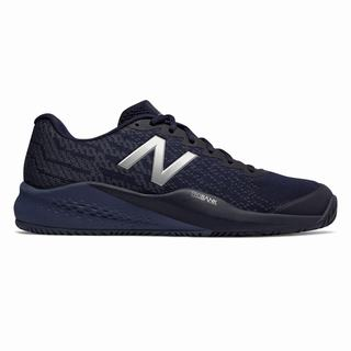New Balance 996v3 Tournament Mens Tennis Shoes Navy Indigo (JYEU9587)