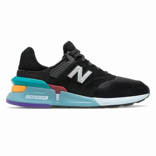 New Balance 997 Sport Mens Casual Shoes Black (EMHC5538)