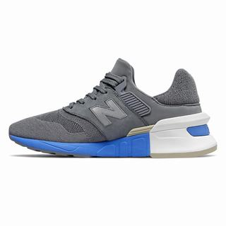 New Balance 997 Sport Mens Casual Shoes Grey Light Blue (CYAU3815)