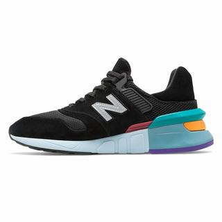 New Balance 997 Sport Mens Chunky Trainers Black (AVCF7325)