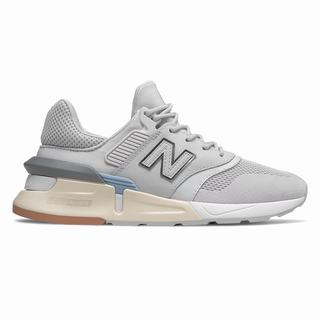 New Balance 997 Sport Womens Casual Shoes Grey Silver (MXBA3314)
