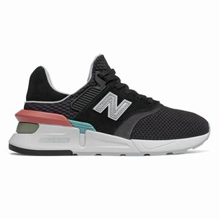 New Balance 997 Womens Casual Shoes Black Light (YTXG4881)