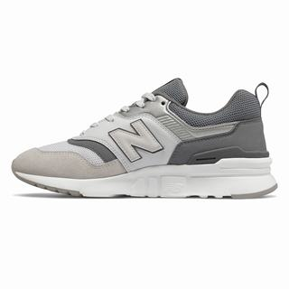 New Balance 997H Womens Casual Shoes White Grey (XZTS2557)