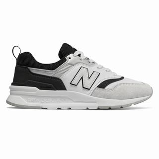 New Balance 997H Womens Casual Shoes White Black (BYUP2245)