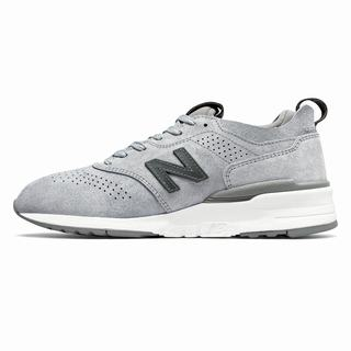 New Balance 997R Mens Chunky Trainers Grey (HFBX4392)