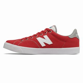 New Balance All Coasts 210 Mens Casual Shoes Red White (DWAY1560)